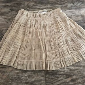 Flowy, flirty circle skirt